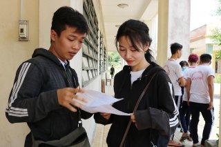 Tuyển sinh đại học: Thí sinh được thử điều chỉnh nguyện vọng từ 13-7-2018
