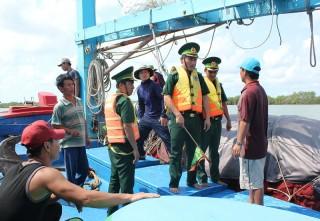 Tăng cường quản lý tàu cá đánh bắt xa bờ
