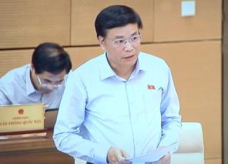 Ủy ban Thường vụ Quốc hội thảo luận việc đánh giá kết quả kỳ họp thứ 5