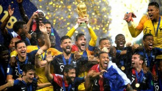 Lần thứ hai trong vòng 20 năm, Pháp lên ngôi vô địch tại World Cup 2018