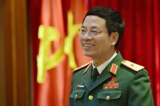 Ông Nguyễn Mạnh Hùng giữ chức Bí thư Ban Cán sự Đảng Bộ Thông tin và Truyền thông