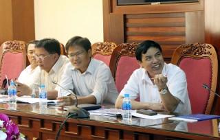 Chủ tịch UBND tỉnh Cao Văn Trọng tiếp nhà đầu tư phát triển, chỉnh trang đô thị