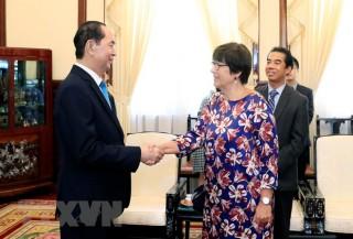 Chủ tịch nước: Đề nghị Bỉ thúc đẩy EU sớm ký chính thức EVFTA