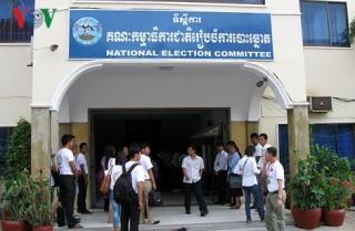 Đảng của Thủ tướng Hun Sen giành đa số ghế ở bầu cử Quốc hội Campuchia