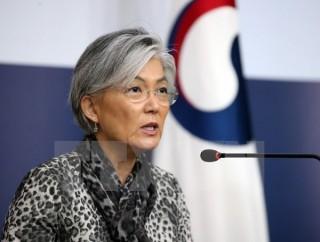 Ngoại trưởng Hàn Quốc đề nghị hỗ trợ hòa bình bán đảo Triều Tiên