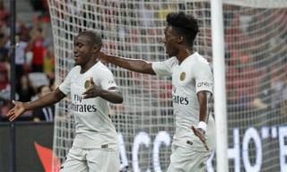PSG đánh bại Atletico sau màn rượt đuổi với năm bàn thắng