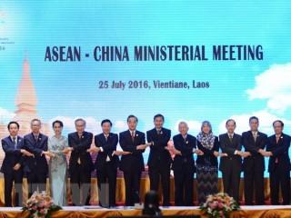 ASEAN và Trung Quốc nhất trí văn bản duy nhất về đàm phán COC