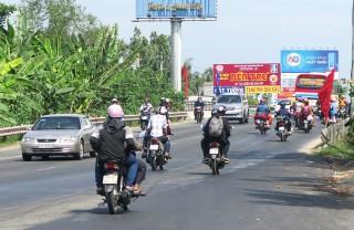 Mở rộng hai cầu Rạch Chuối và Ba Lai trên quốc lộ 60