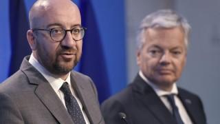 Bỉ bắt đầu thu lệ phí an ninh đối với các nhà báo
