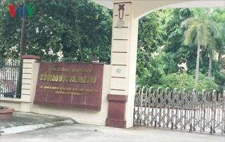 Bộ Công an điều tra nghi vấn điểm thi cao bất thường ở Hòa Bình