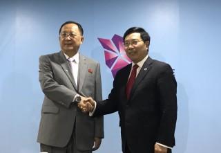 Việt Nam hoan nghênh những tiến triển tích cực trên bán đảo Triều Tiên