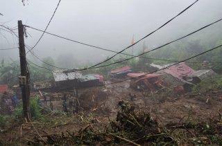 Nguy cơ cao xảy ra lũ quét và sạt lở đất ở vùng núi phía Bắc