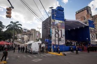 Venezuela bắt giữ 6 nghi phạm trong vụ ám sát Tổng thống