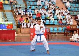 Hơn 200 vận động viên tham dự Giải Karate Bến Tre mở rộng năm 2018