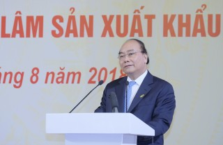 Đưa Việt Nam trở thành trung tâm hàng đầu về sản xuất, xuất khẩu gỗ và lâm sản
