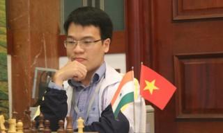 Quang Liêm thua sốc ở ván đầu Abu Dhabi Masters
