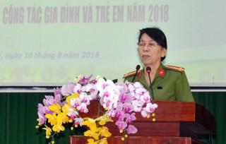 Công an tỉnh sơ kết kế hoạch hành động về bình đẳng giới giai đoạn 2016 - 2020
