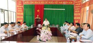 HĐND tỉnh giám sát công tác quản lý đất công, bãi bồi tại Thạnh Phú