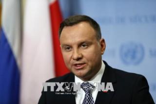 Tổng thống Ba Lan phủ quyết dự luật cải cách bầu cử vào Nghị viện châu Âu