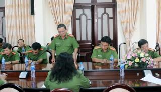 Sơ kết công tác phối hợp lực lượng cảnh sát môi trường 4 tỉnh Bến Tre, Trà Vinh, Vĩnh Long, Tiền Giang