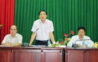 Kiểm tra kết quả xây dựng chuỗi giá trị sản phẩm nông nghiệp tại Ba Tri