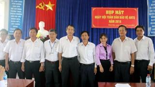 Tổ chức Ngày hội Toàn dân bảo vệ an ninh Tổ quốc