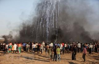 Israel quyết định đóng cửa tuyến đường đi bộ vào Dải Gaza