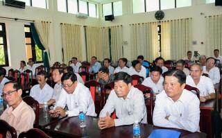 Đảng ủy Khối các Cơ quan tỉnh: Gắn kết đảng viên sinh hoạt nơi cư trú với cấp ủy cơ sở