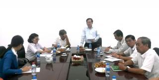 Khảo sát kết quả thực hiện Chỉ thị số 06-CT/TU của Ban Thường vụ Tỉnh ủy