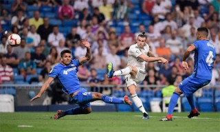 Bale lập công, Real thắng trận ra quân La Liga