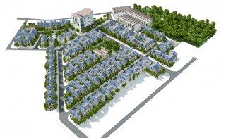 Mời gọ̣i đầu tư dự án xây dựng Khu nhà ở Sơn Đông