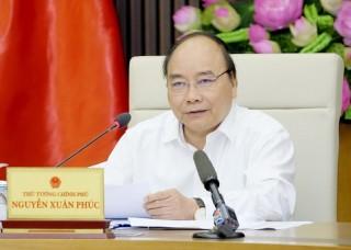 Thường trực Chính phủ họp về công tác tổ chức Hội nghị WEF ASEAN
