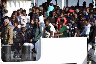 Liên hợp quốc kêu gọi châu Âu tiếp nhận người di cư trên tàu Diciotti