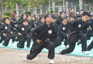 Triển khai dạy võ cổ truyền ở 79 trường