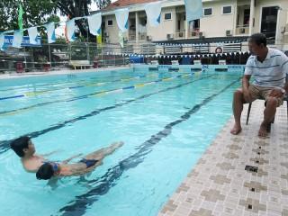Biết bơi vẫn có thể đuối nước