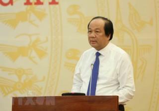 Những nội dung chính của buổi họp báo Chính phủ tháng 8