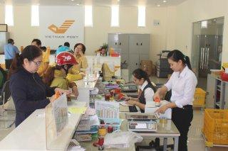 Bưu điện tỉnh Bến Tre: Tiếp nhận hồ sơ và trả kết quả giải quyết thủ tục hành chính