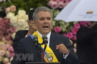 Tổng thống Colombia ra điều kiện đối thoại hòa bình với ELN