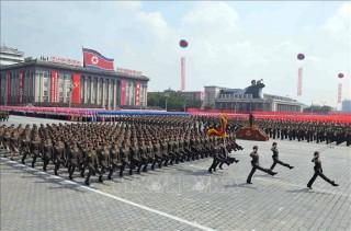 Triều Tiên diễu binh kỷ niệm 70 năm Quốc khánh
