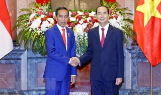 Tuyên bố chung Việt Nam - Indonesia về tăng cường Đối tác chiến lược