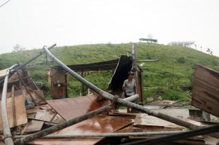 Philippines: Siêu bão Mangkhut đổ bộ đảo Luzon, nhiều người thương vong