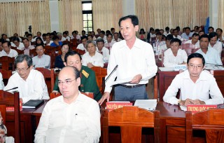 Bế mạc Hội nghị tổng kết 10 năm thực hiện Nghị quyết Trung ương 7 về nông nghiệp, nông dân, nông thôn