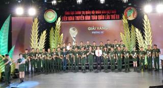 Bế mạc Liên hoan Truyền hình toàn quân lần thứ XII năm 2018