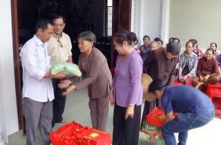 Anh Lê Văn Năng tích cực trong công tác thiện nguyện