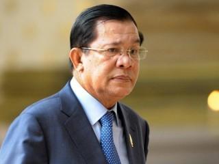 Thủ tướng Campuchia tới Việt Nam viếng Chủ tịch nước Trần Đại Quang