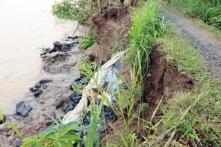 Mối đe dọa từ sạt lở bờ sông, bờ biển, bài 2: Công tác phòng, chống và ứng phó