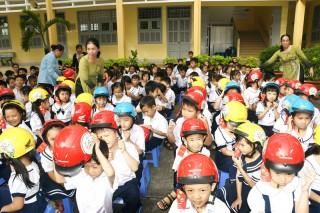 Ngành giáo dục với công tác đảm bảo an toàn giao thông