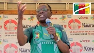 Cameroon: Tuyên bố thắng cử của ứng viên đối lập là vi phạm pháp luật
