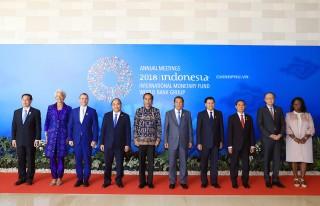 Thủ tướng dự khai mạc Hội nghị thường niên IMF - WB