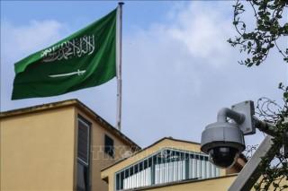 Khám xét lãnh sự quán Saudi Arabia vì liên quan vụ mất tích của nhà báo